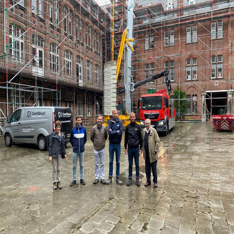 Afwerkingsproject Kunsthumaniora Sint Lucas (Gent)