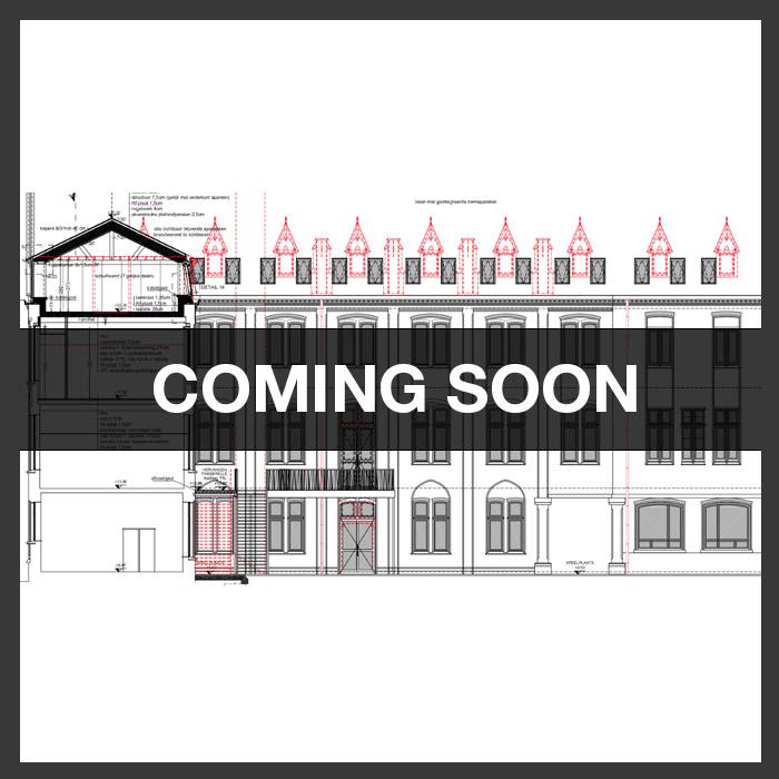 Coming soon Sint Lucas (Gent)