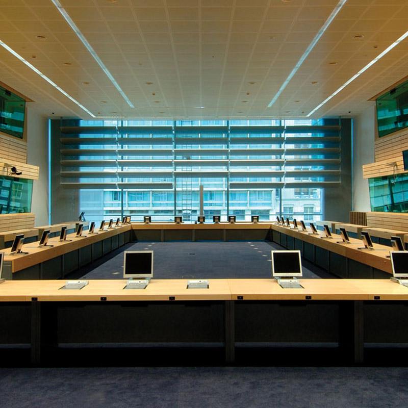 Raad van Europa te LEX (Brussel)