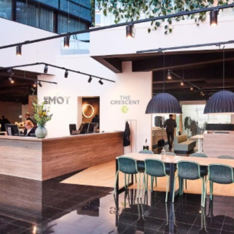 Business center De Mot (Mechelen)